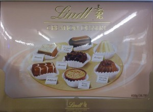 A Fine Selection of Chocolates Inspired by famous Dessert Recipes.